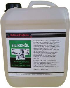 Optimāla silikona eļļa skrejceļiem un sporta aprīkojumam 5 litri