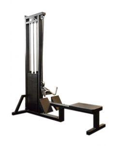 HC PRO Airēšanas trenažieris (140-200kg kg)
