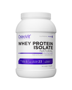 OstroVit Whey Protein Isolate 700 g, natural
