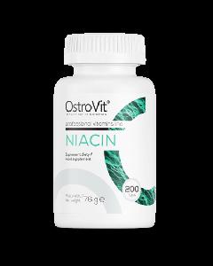 OstroVit Niacin 200 tabs