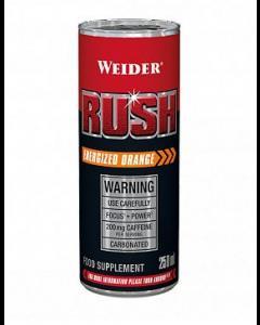 Weider Rush Drink 24 x 250ml