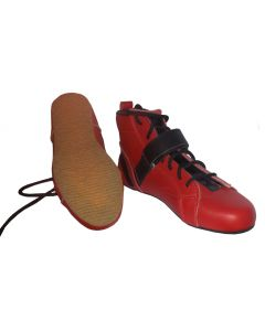 Sporta apavi, sarkani